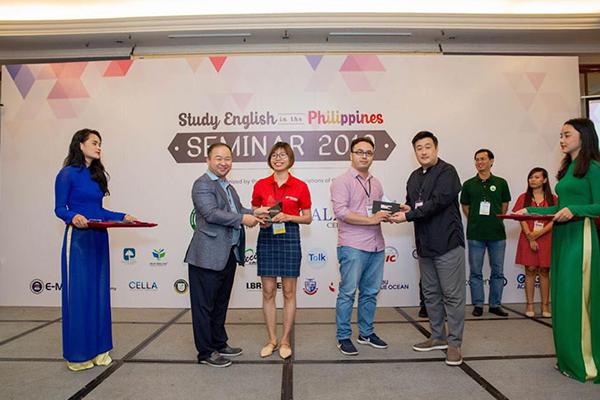 Hội thảo du học Philippines