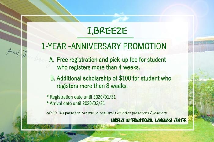 ban tin ibreeze promotion